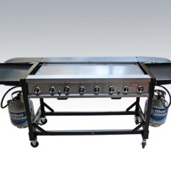 Griddle Top for Bakers & Chefs
