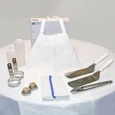 Griddle Accessory Toolkit