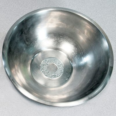 Handle-It Bottom View (Bowl Not Included)
