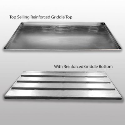 BBQ Griddle Plates/Top/Pan