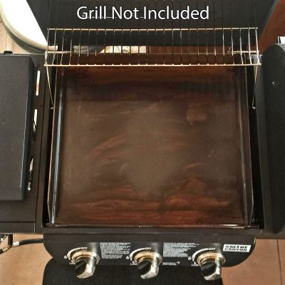 Griddle Top for BBQ