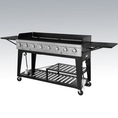 Griddle Top for Royal Gourmet 8 Burner Event Gas Grill