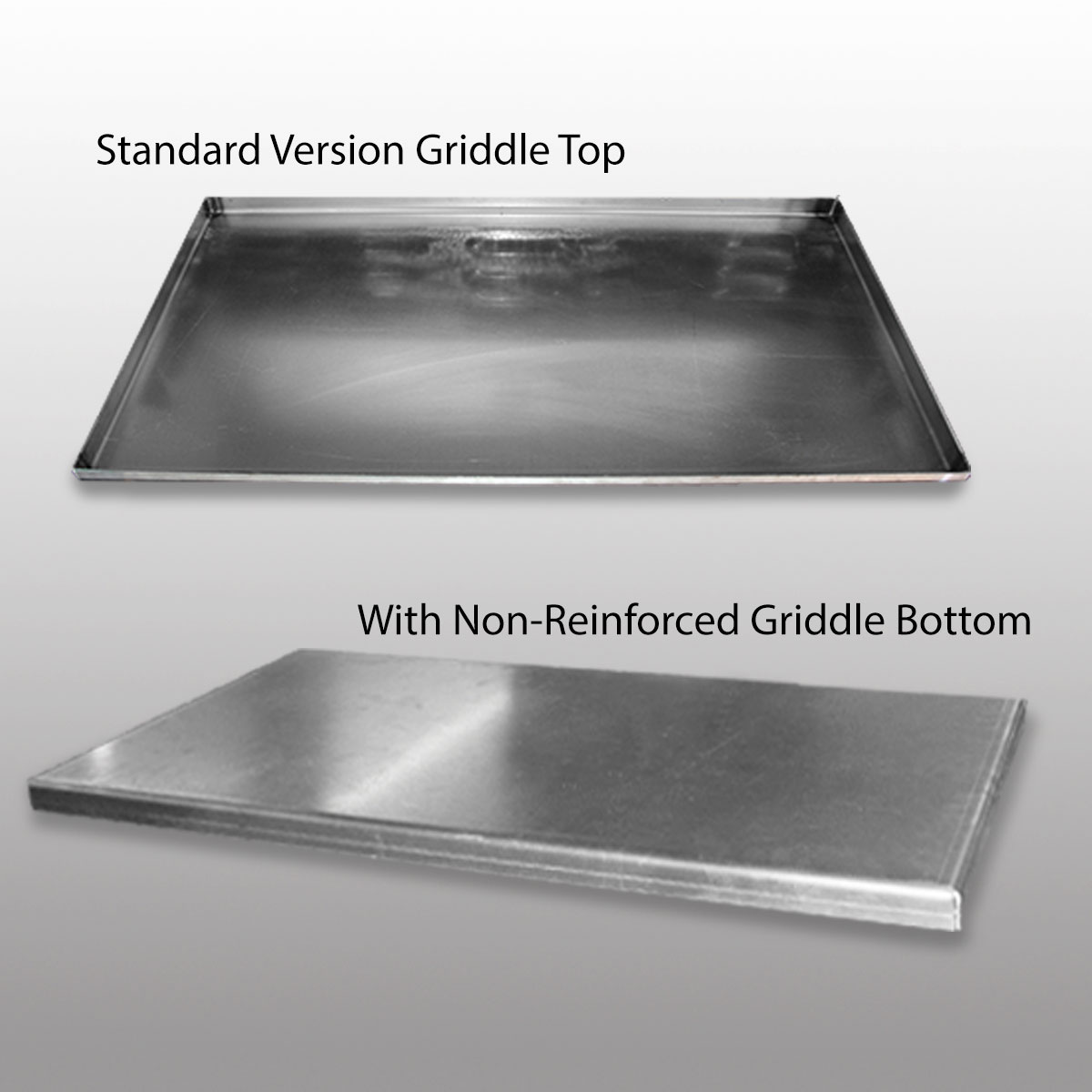 Griddle Top For All Grills