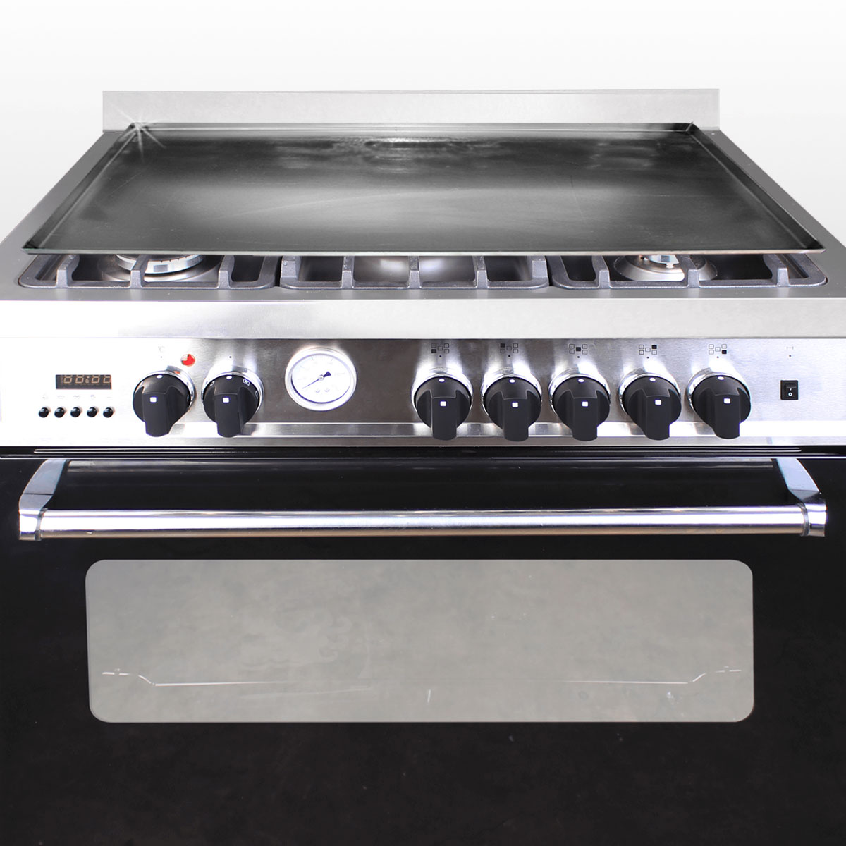 Indoor Stove Top Griddle Master Teppanyaki Grill Top| Griddle Top ...